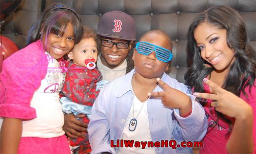 Lil Wayne Has More Kids??? | The Velvet Apple